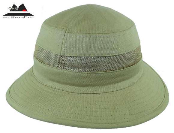 کلاه آفتابگیر کوه توری دار
