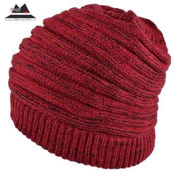 تولیدی کلاه قاسمی-کلاه بافتنی(قرمز)